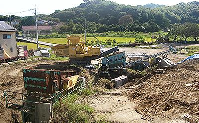 産業廃棄物 中間処理場